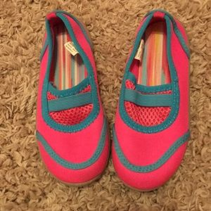 Gently Used Water Shoes